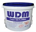 Быстросхватывающаяся гидроизоляционная смесь PLOMBA