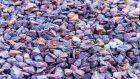 Декоративный щебень Фиолетовый